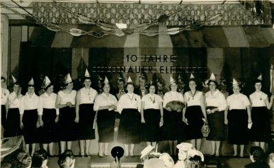 Frauen auf der Bühne