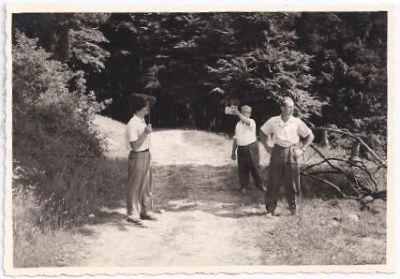 Jugendliche bei einem Fahrradausflug