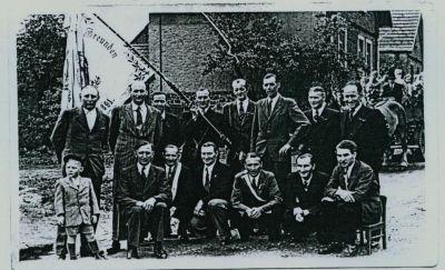 Altes Gruppenfoto