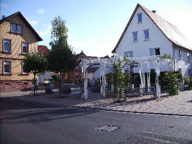 Dalles, Brunnen in Gronau