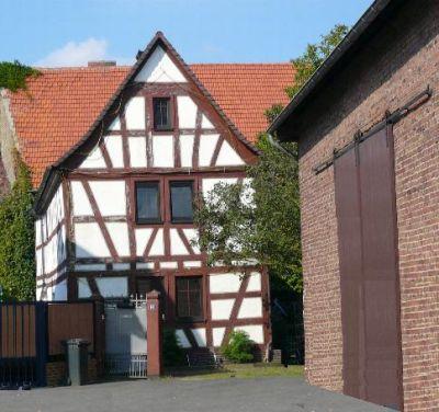 Fachwerkhause im Hof