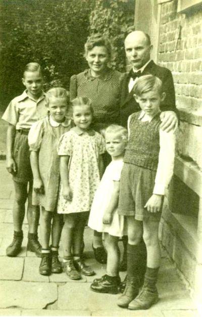 Familie mit 5 Kindern