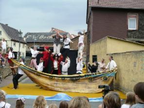 Piratenshow