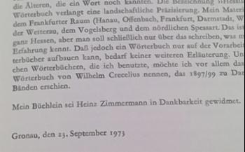 Seite des Buches: Herbert Heckmann: Hessisch auf Deutsch.